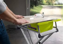 ryobi 7 wet tile saw tested and reviewed