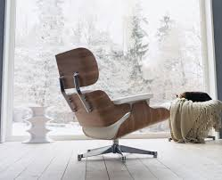 Eames Lounge Chair - Forza Vitra Eames Lounge Chair Fauteuil De Salon Twill Jean Prouv On Plycom Utility Design Uk Repos Grand And Ottoman Herman Miller Chaise Beau Frais Aanbieding Shop Plaisier Interieur By Charles Ray 1956 Designer How To Identify A Genuine Cherry Wood
