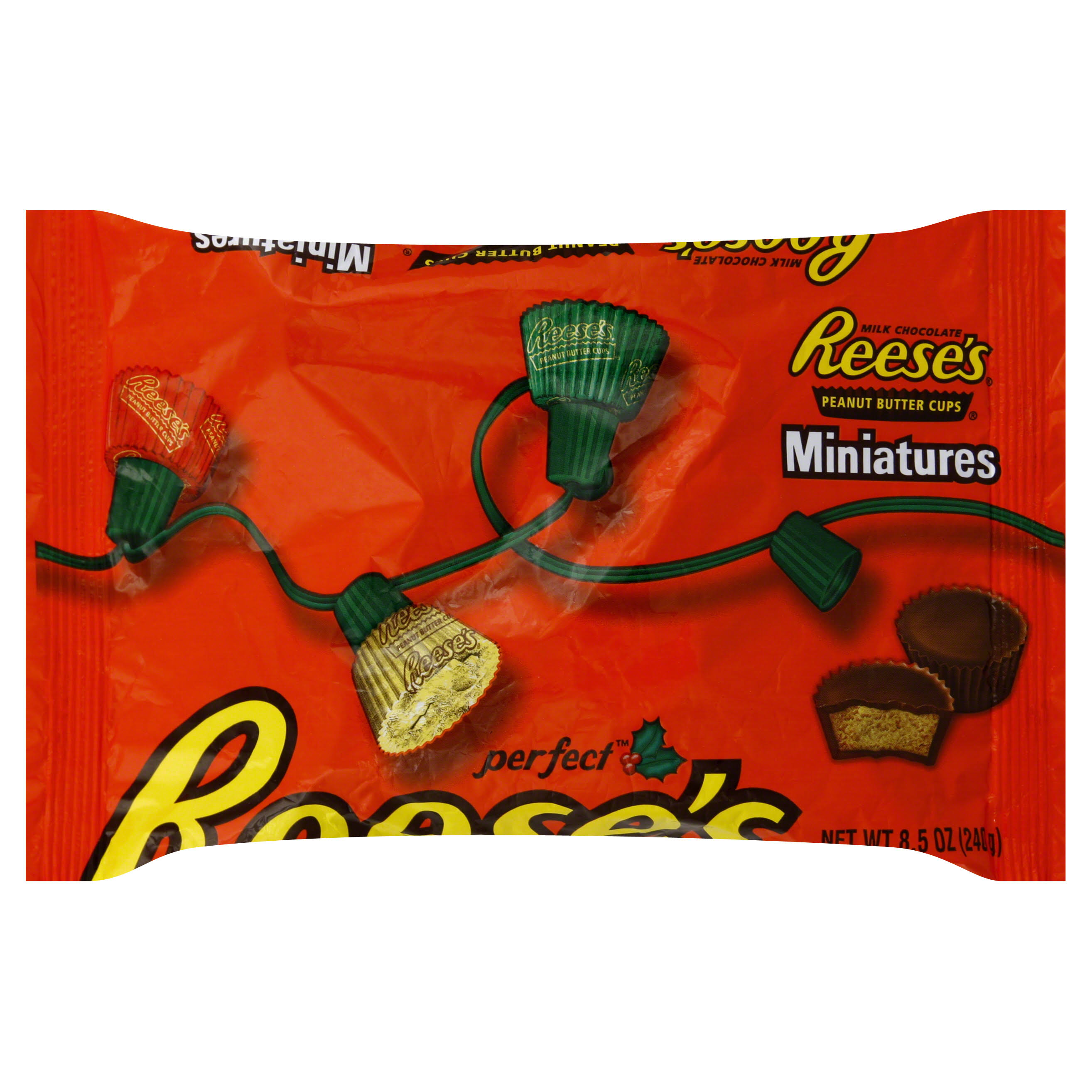 Reese's Holiday Peanut Butter Cups - 8.5oz, 4pk