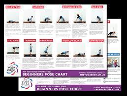 The Yoga Edge Dynamic Beginners Pose Chart