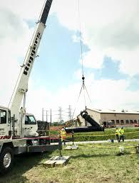 Truck & Hydraulic Crane Rental | Richmond Virginia
