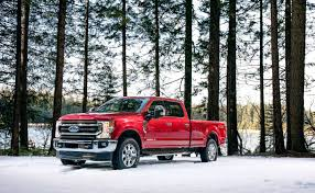 100 Ford Truck Values Polishes The FSeries Super Duty For 2020