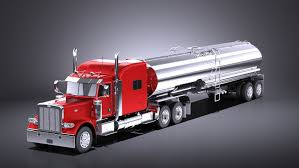 Cab 2017 Tanker 3D Model - TurboSquid 1211271