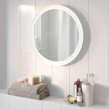 storjorm spiegel mit beleuchtung weiß 47 cm