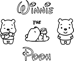 Disney Cuties Coloring Pages Starsnues
