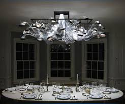 Coolest Cool Chandelier In Classic Home Interior Design