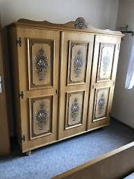 antikstil schlafzimmer schrank bett wie voglauer