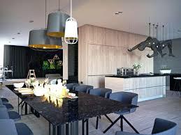 Granite Dining Table Black Tile Set India