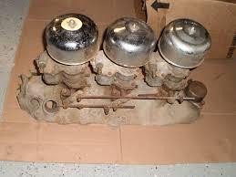 Motor'n News | For Sale RARE Vintage Original Edelbrock SU 349 ...