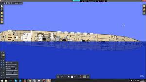 Roblox Rms Olympic Sinking by Britannic Sinking Algodoo Remade Youtube