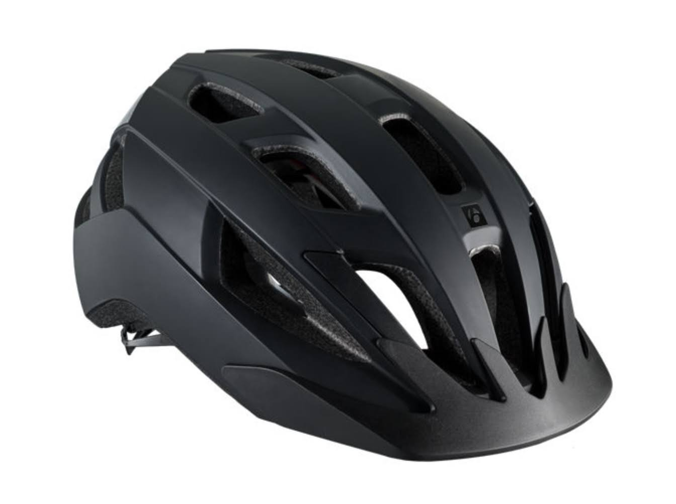 Bontrager Solstice MIPS Bike Helmet - Black - Small/Medium