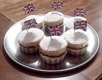 Mini Victoria Sandwiches By Elaines Afternoon Tea