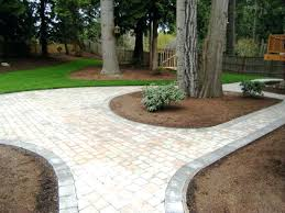 Menards Patio Paver Patterns by Concrete Block Patio U2013 Hungphattea Com