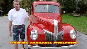 1941 FORD TRUCK FOR SALE - YouTube