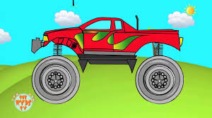 100 Truck Games Videos Monster Kids Videos Kids Games Videos For Children