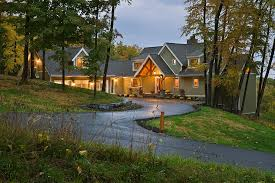Adirondack House Plans by The Lake View Log Home Plan By Woodhouse The Timber Frame Company