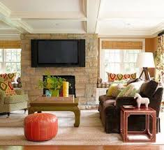 Brown Couch Living Room Color Schemes by Living Room Beautiful Decoration For Living Room Shelves For