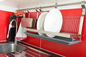 gouttoir vaisselle noir d montable egouttoir a vaisselle a