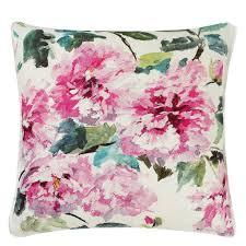 Stein Mart Chair Cushions by Shanghai Garden Peony Throw Pillow Designers Guild Master