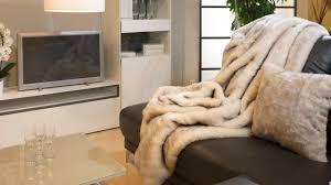 webpelz kuscheldecke polarfuchs weich und flauschig 150 x 200 cm