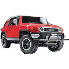Toyota FJ Cruiser Crawler Kit (TAM58588) | R/C Cars And Trucks | RC ...
