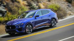 2019 Maserati Levante First Review Kelley Blue Book For 2019 ...