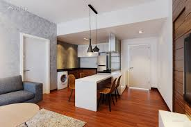 100 Kitchen Plans For Small Spaces These Open Layout Designs In Malaysia Are Great For