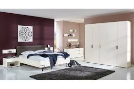 hülsta fena 4 teiliges schlafzimmer in weiß grau möbel