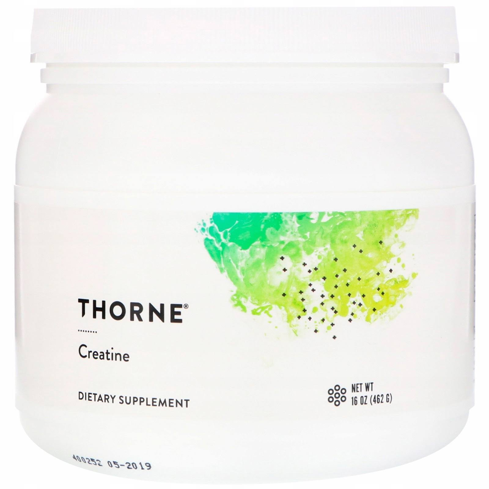 Thorne Research Creatine Dietary Supplement - 16oz