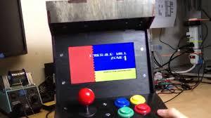 porta pi a mini diy arcade cabinet kit youtube