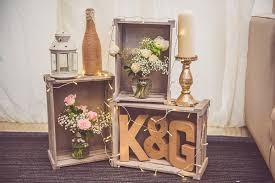 Rustic Wedding Decorations To Buy Have A Stylish High Street Rock My Uk
