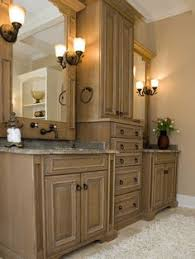 bathroom linen cabinet with her for small bathroom bathroom