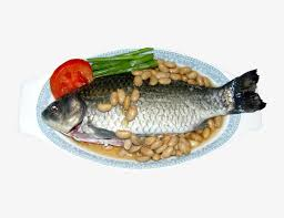 Mold Soybeans Carp Soybean Png Image And Tilapia Seafood Clipart Steamed Fish