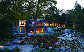 100 Muskoka Architects A Perfectly Framed Cottage From The Inside And Outside