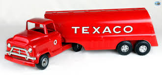100 Toy Tanker Trucks American 1960s Vintage Texaco Buddy L Large Oil Truck