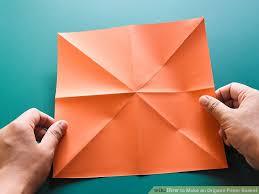 Image Titled Make An Origami Paper Basket Step 2