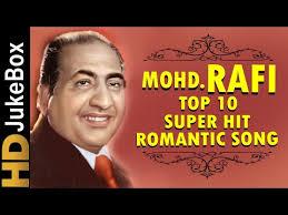 The 37th anniversary of legendary singer Mohammed Rafi