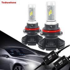 aliexpress buy 9007 hb5 led headlight bulb conversion kit
