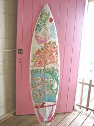 Decorative Surfboard With Shark Bite by 69 Best Surfboard Decor Images On Pinterest Surfboard Decor