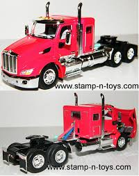 DCP 4073cab Peterbilt 579 With 44″ Sleeper | Stamp-n-Toys