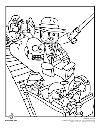 Lego Hero Factory Coloring Pages 283