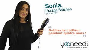 lissage brésilien coiffeur à domicile ermont val d oise 95