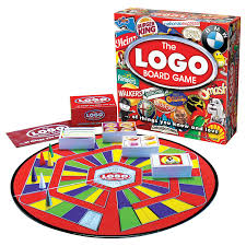 The Logo Board Game Drummond Park Amazoncouk Toys Games