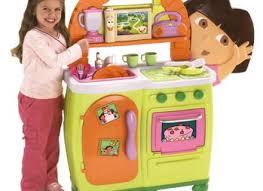 Dora The Explorer Talking Kitchen Set by Dora S The Explorer Talking Kitchen Play Set Toy Accessories Local