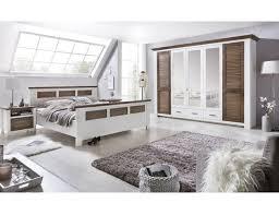 schlafzimmer komplett laguna set 4 teilig pinie weiss braun