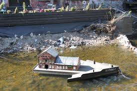 100 House Boat Designs Miniature Houseboat Paula M De Angelis Photography