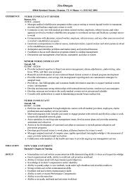 Download Nurse Consultant Resume Sample As Image File