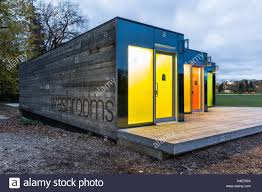 100 Converted Containers Shipping Containers Converted Into Washrooms Assiniboine Park Stock
