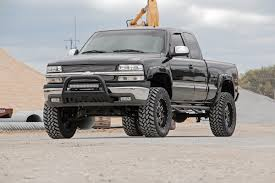 6in Suspension Lift Kit For 99-06 Chevy / GMC 4wd 1500 Pickup ... De 1999 Chevy Silverado Z71 Ext Cab Lifted Tow Rig Zilvianet Chevrolet Silverado 1500 Extended Cab View All Pictures Information Specs Chevy 3500 Dually The Toy Shed Trucks Used Gmc Truck Other Wheels Tires Parts For Sale 1991 Wiring Diagram Beautiful Suburban Fuse Named Silvy 35 Combo Lift Pictures Blog Zone White Shadow S10 History Sales Value Research And News Rcsb Build Page 4 Forum 2500 6 0 Automatice Spray Bedliner Kn Steps