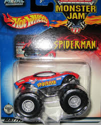 100 Spiderman Monster Truck Amazoncom 2002 HOT WHEELS MONSTER JAM SPIDERMAN MONSTER TRUCK 5